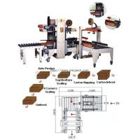 """Quality Project Related Equipment H"""" Type Carton Corner Sealer Model No MG-09J for sale"""
