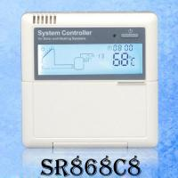 China Solar Water Heater Controller SR868C8 on sale