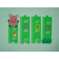Quality Printing Items EVA Growth Chart for sale