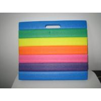 Quality EVA other kinds A2802 NO.A2802 -- Colored pearl cotton and kapok pad for sale