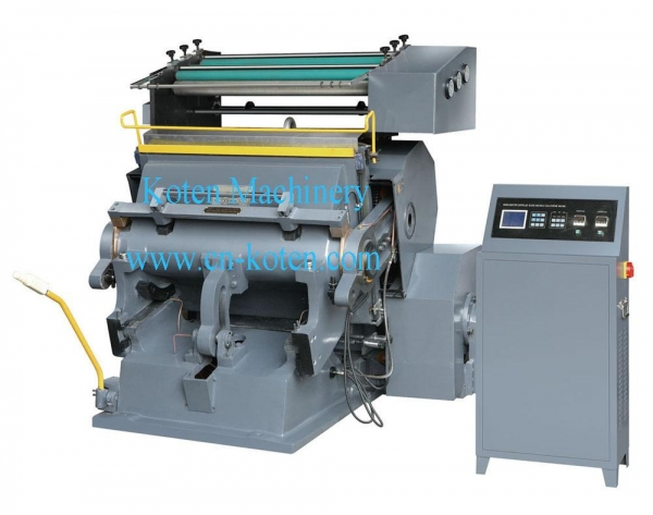 Buy Hot Foil Stamping and Die Cutting Machine Model: TYMQ series at wholesale prices