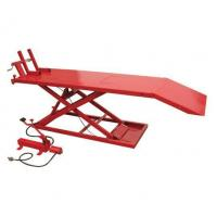 China 1500LB Air/Hydraulic Motorcycle Lift Table on sale