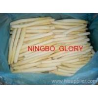 China Frozen foods Frozen white asparagus on sale