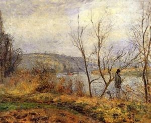 Buy Impressionist(3830) The_Banks_of_the_Oise,_Pontoise at wholesale prices