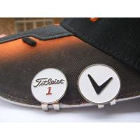 China ball marker golf ball marker wiht clip on sale