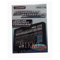 China NDS/NDSL/ NDSI NDSL RECHARGEABLE BATTERY PACK on sale