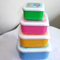 Quality Food containers & Lunch boxes 3019-4 sets for sale