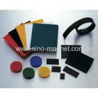 Quality Rubber magnets material for sale