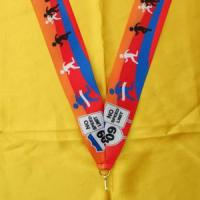 Quality NECK RIBBON Sublimation Neck Ribbon for sale