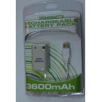 Quality Accessory xbox 360 rechargeable battery for sale