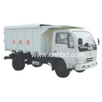 Quality Garbage truck>>DongFengXBWHermeticGarbageTruck for sale