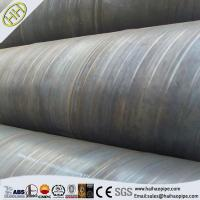 Quality SSAW (Spiral Submerged Arc Welding) Steel Pipe for sale