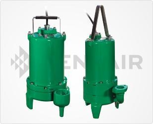 Buy VR1 & VR2 Series1-2 HP Submersible Grinder Pumps Myers Engineered at wholesale prices