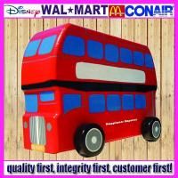 Quality Wooden Toy UK Bus for sale