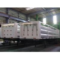 Quality Long tube trailer/Jumbo cylinders for sale