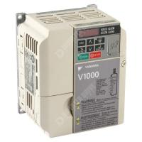 China Yaskawa V1000 - 0.1kW/0.2kW 230V 1ph to 3ph - AC Inverter Drive Speed Controller, Unfiltered on sale