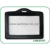 Quality Premium Leather Badge Holders for sale
