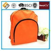 Quality promotional factory waterproof custom backpack school for sale