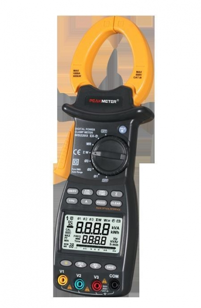 Buy MS2203 Digital Power Clamp Meter Tester at wholesale prices