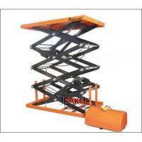 Quality China Jeakue four scissor electric lift table for sale