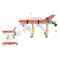 Ambulance Trolley Stretchers Auto Loading Foldable for Emergency Rescue NF-A3-3