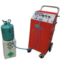 China AC Refrigerant Recovery on sale