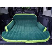 Quality Heavy Duty Inflatable Car Mattress Bed for SUV Minivan Back Seat Extended Mattress for sale