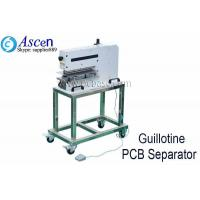 Quality PCB Depanelers cutting PCB tool V-cut PCB depaneling/LED separate for sale