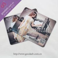 Products fabric surface rubber mouse pad
