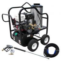 Quality Pressure Washer DRPW-4000-HOT Hot water pressure washer 4000psi for sale