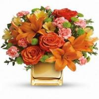 China Tropical Punch Bouquet NO.14 deliver flower to shanghai on sale