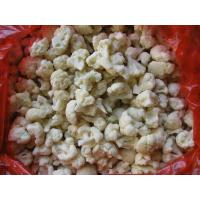 China New Crop IQF Frozen Cauliflowers on sale