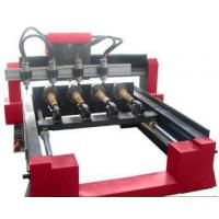 Quality Chair ,table Legs Etc Cylinder Wood Engraving Cnc Router Machine for sale