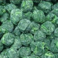China Frozen Spinach Ball on sale