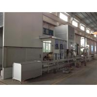 Buy cheap Double-position automatic filling production line. Feeding by mechanical hand from wholesalers