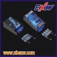 Quality RJ45 connector for CAT6 FTP 2+6 for sale