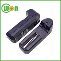 China Smart Charger for 26650, 18650, 18350, 16340, 14500 Lithium-ion Battery with or without top on sale