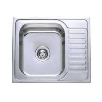 Quality TCI5850S TCI5850S Single Bowl Sink 304 Stainless Steel Sink for sale