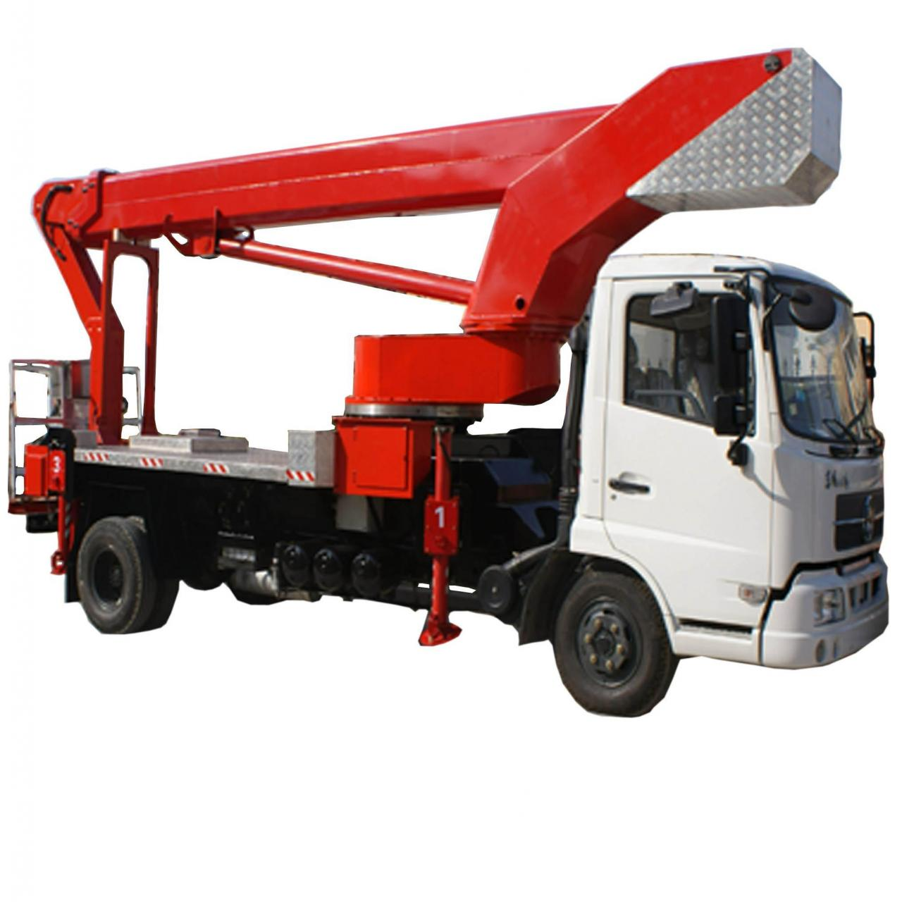 Quality Truck mounted platform for sale