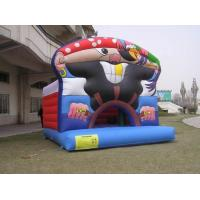 Quality pirate bounce house XZ-BH-023 for sale