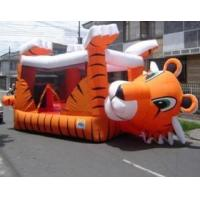 Quality tiger bounce house XZ-BH-029 for sale