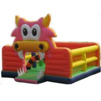 Quality cow bounce house XZ-BH-024 for sale