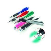 China Ballpoint Pen With LED Light DWP100036 on sale