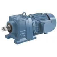 Buy cheap D series helical geared motor from wholesalers