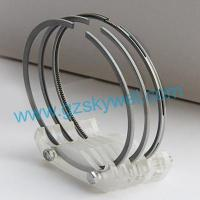 Quality piston ring fit for Komatsu S6D95 for sale