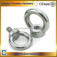Stainless Steel Eye Bolt and Eye Nut