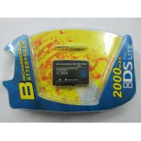China NINTENDO DSL 2000mAh Rechargeable Battery Pack on sale