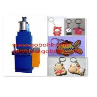 rubber pvc keychain making machine,12 color PVC label dispensing machine