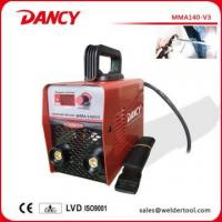 Quality Welding machine family or small repair shop use MMA140 pocket size IGBT welder for sale