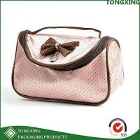 Quality Cosmetic bag Polyester cosmetic bag for sale